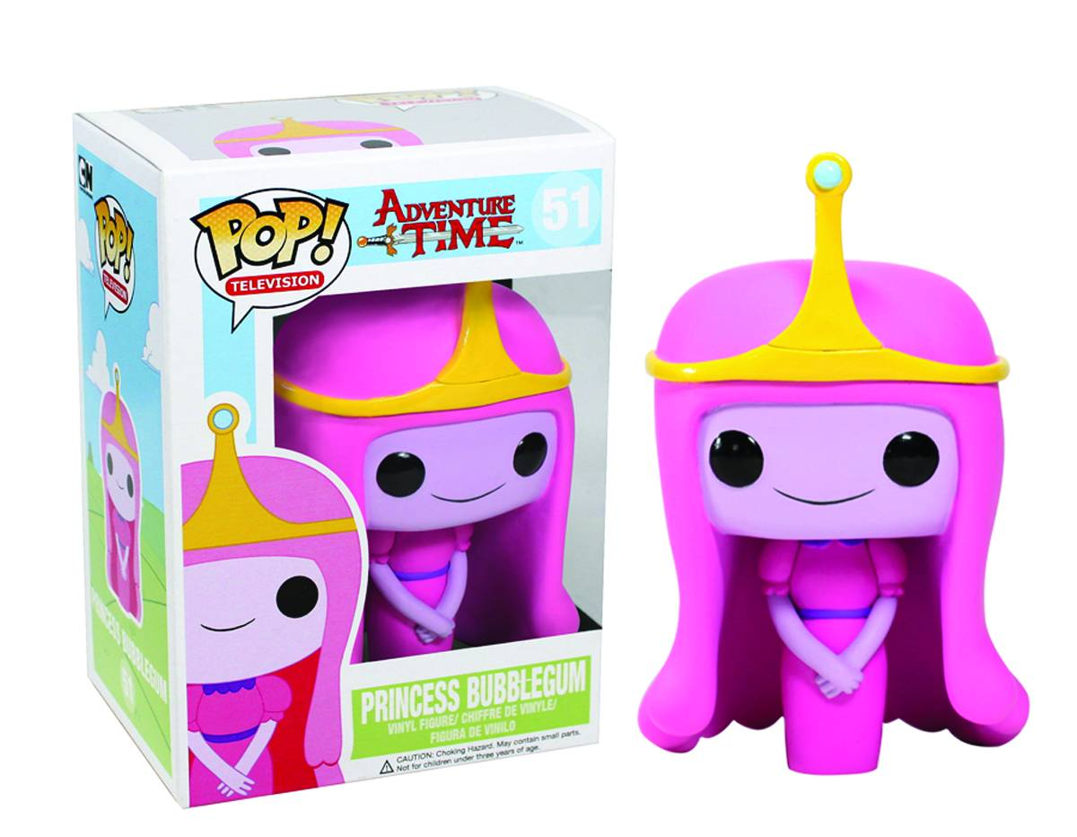 POP Adventure Time Princess Bubblegum
