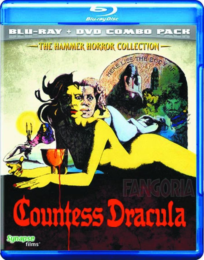 Countess Dracula Blu-Ray