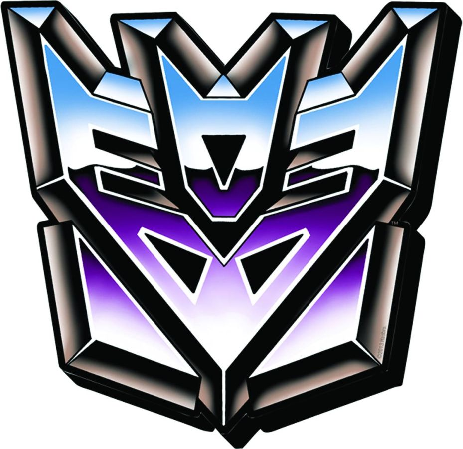 The House Of Fun Other Stuff Transformers Decepticon Logo Magnet