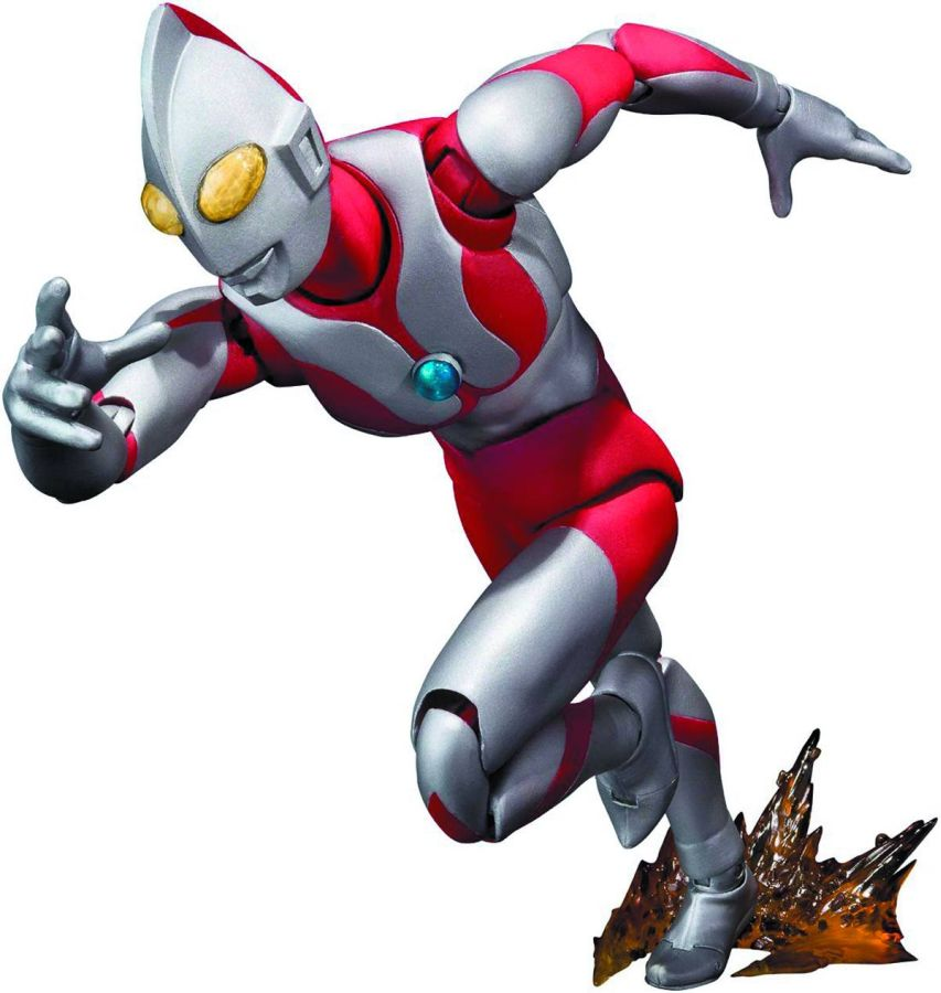 The House of Fun > Action Figures > Ultra Act Ultraman Figure
