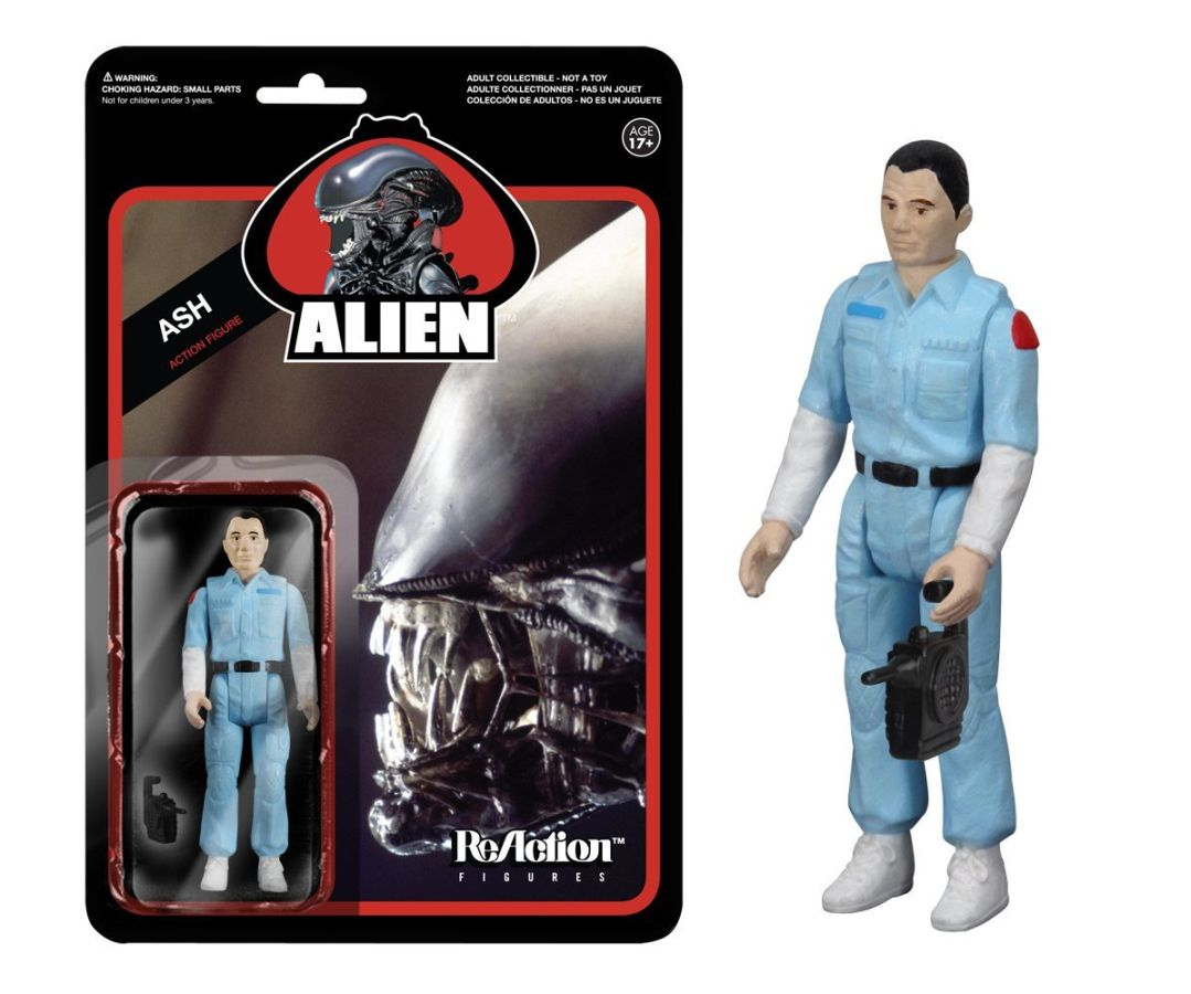 Alien Ash ReAction Figure