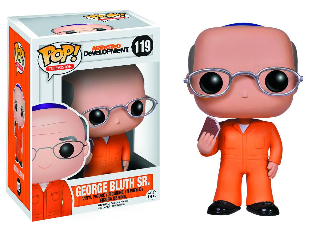 POP! Arrested Development George Bluth