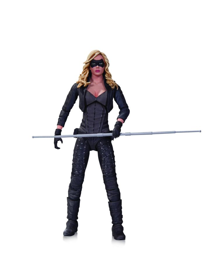 Arrow Black Canary Figure