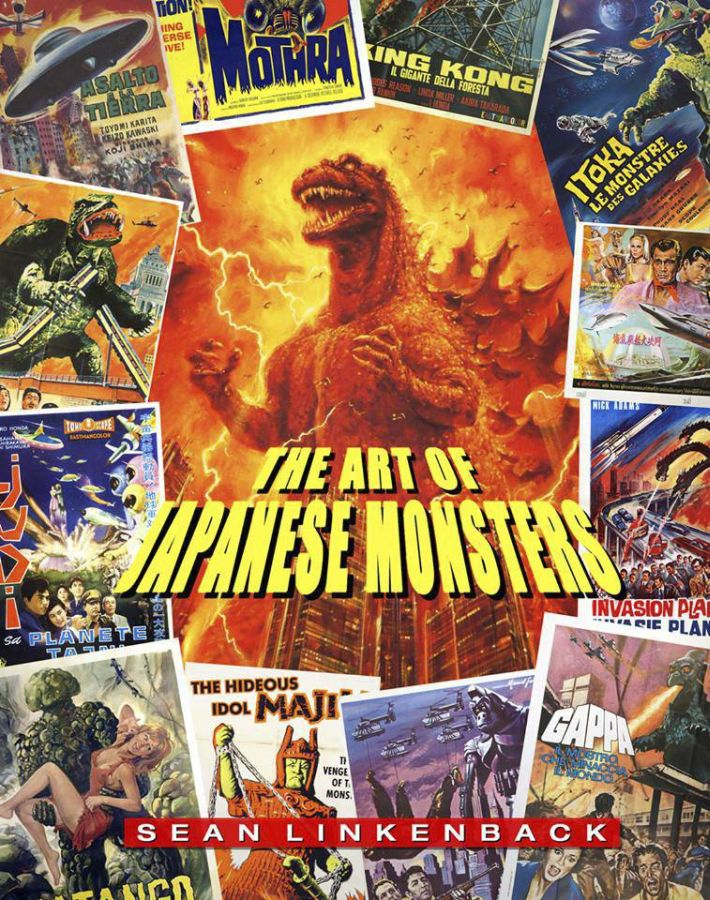 Art of the Japanese Monster HC Book
