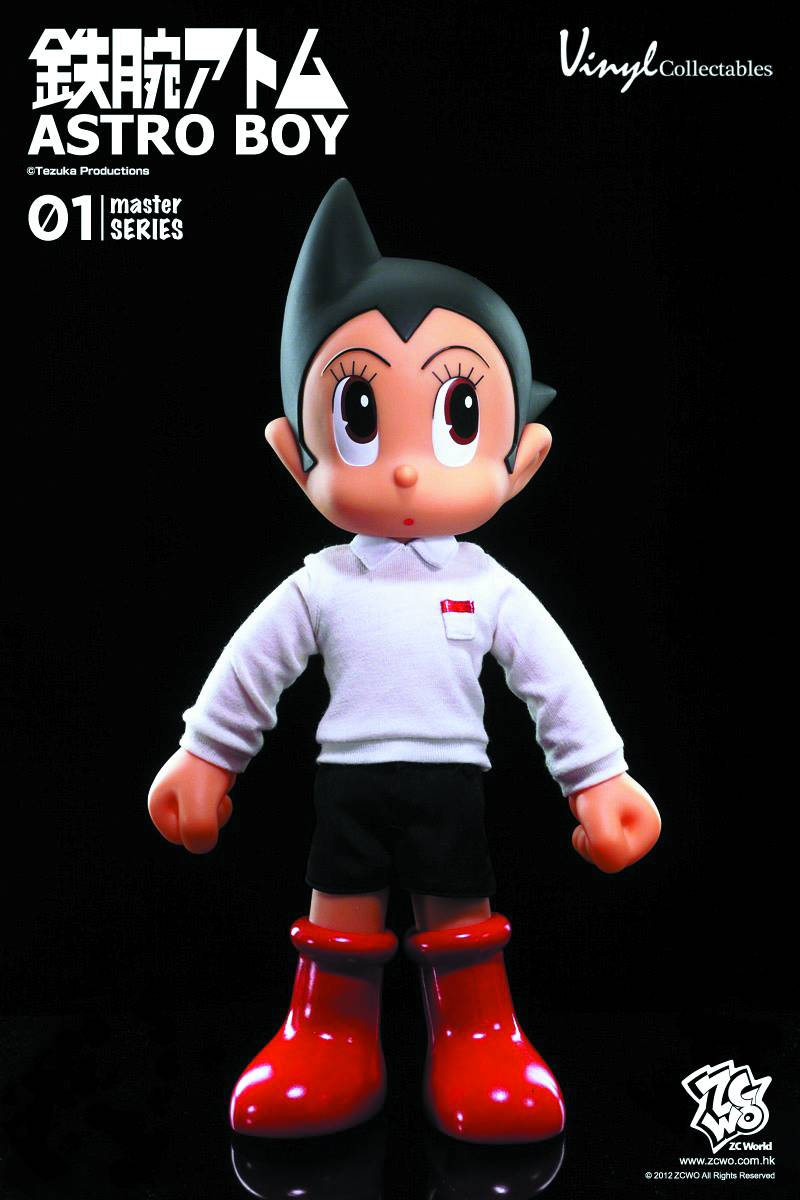 Astro Boy Master Series Figure