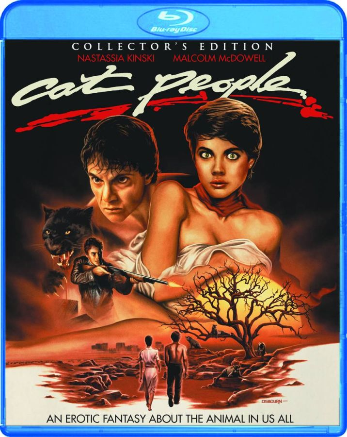 Cat People Blu-Ray