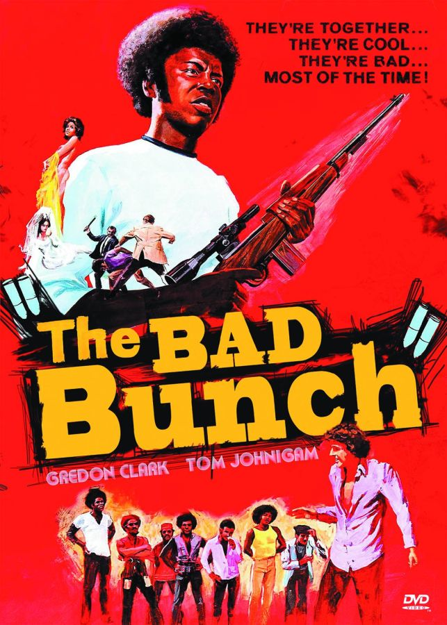 The Bad Bunch DVD