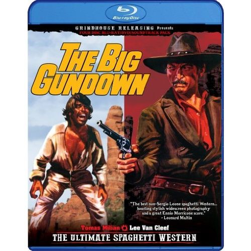 The Big Gundown Blu-Ray