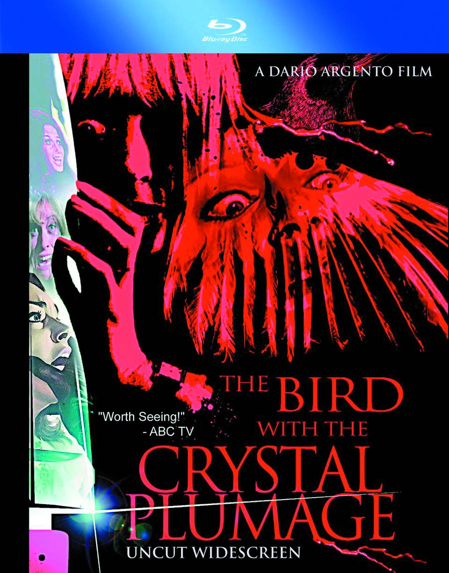 Bird with the Crystal Plumage Blu-Ray