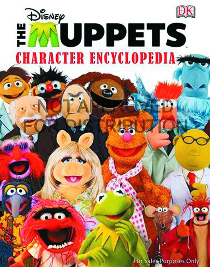 Disney Muppets Character Encyclopedia