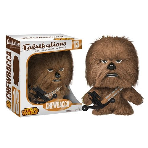 Star Wars Chewbacca Funko Fabrikations Plush Figure