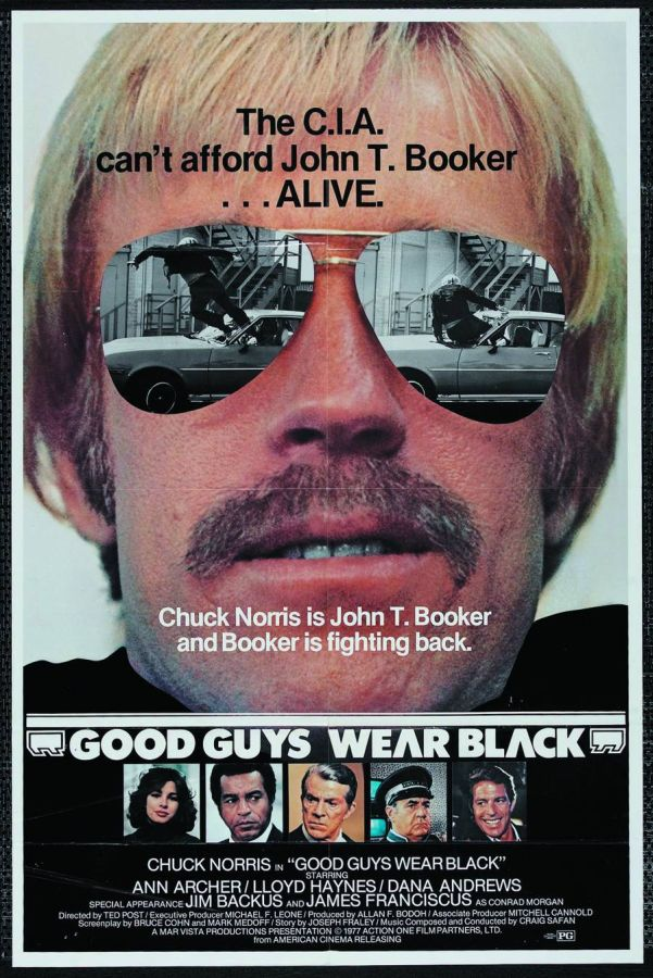 Chuck Norris Double Feature DVD