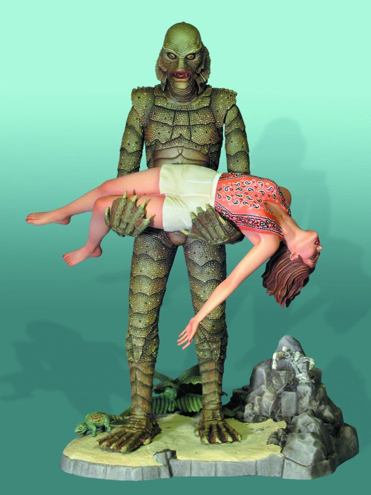 Creature from The Black Lagoon 1/8 Scale Model Kit