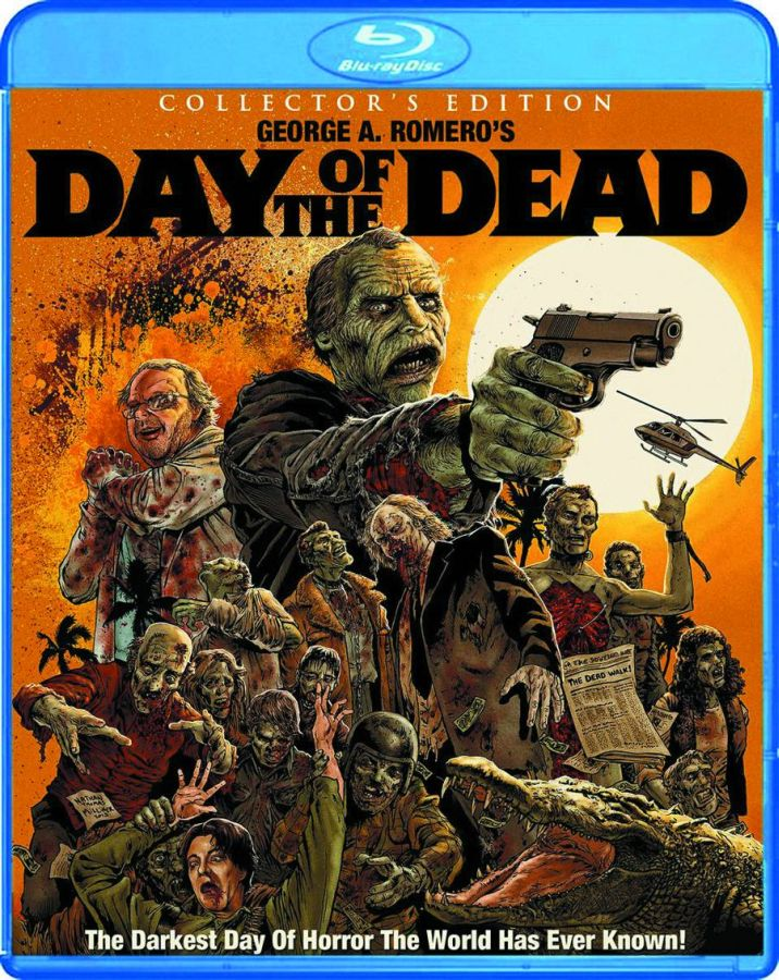 Day of the Dead (Original) Blu-Ray