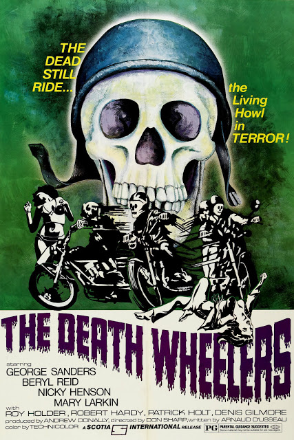 Death Wheelers DVD