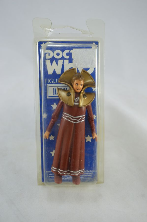 Doctor Who Time Lord Figure Maroon Version