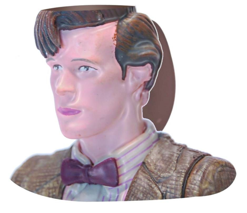 Doctor Who 11th Doctor Figural Mug