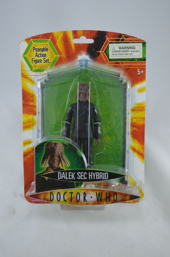 Doctor Who Series 3 Dalek Sec Hybrid Figure
