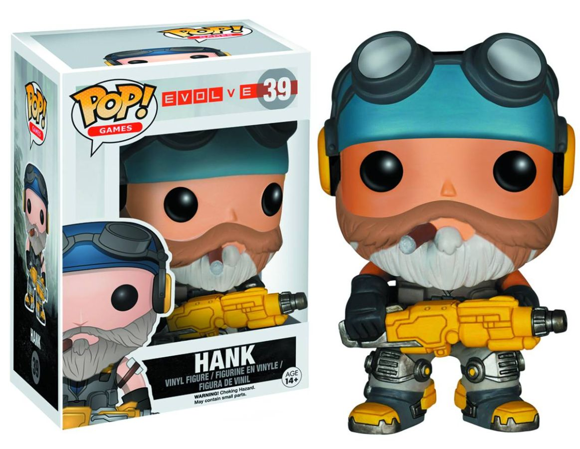 POP! Evolve Hank