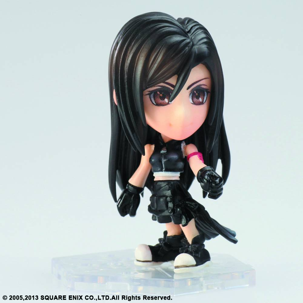 Final Fantasy Mini Tifa Lockheart Figure