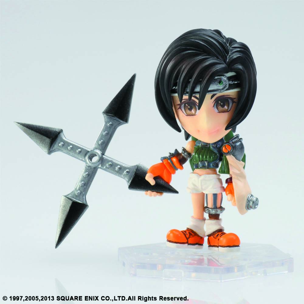 Final Fantasy Mini Yuffie Kisaragi Figure