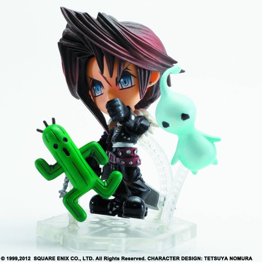 Final Fantasy Mini Squall Figure