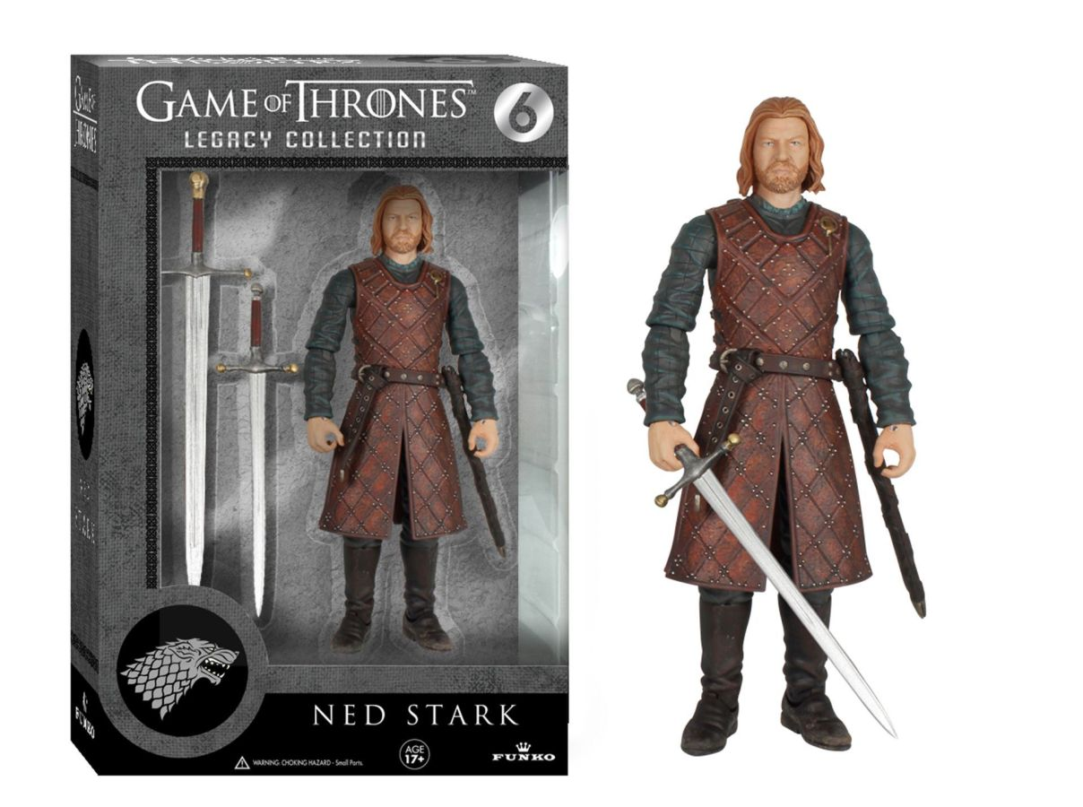Game of Thrones Legacy Collection Ned Stark Figure