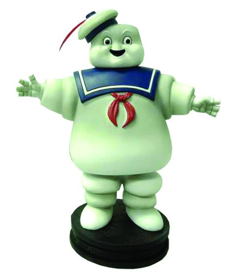 Ghostbusters Staypuft Shakem Motion Statue