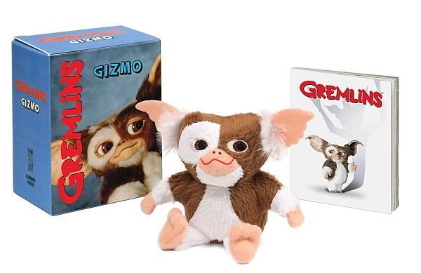 Gremlins Gizmo Plush and Book Set