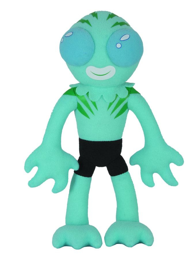 Hellboy Abe Sapien Itty Bitty Plush