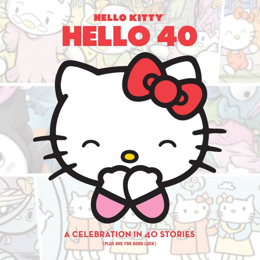 Hello 40 Hello Kitty HC Book