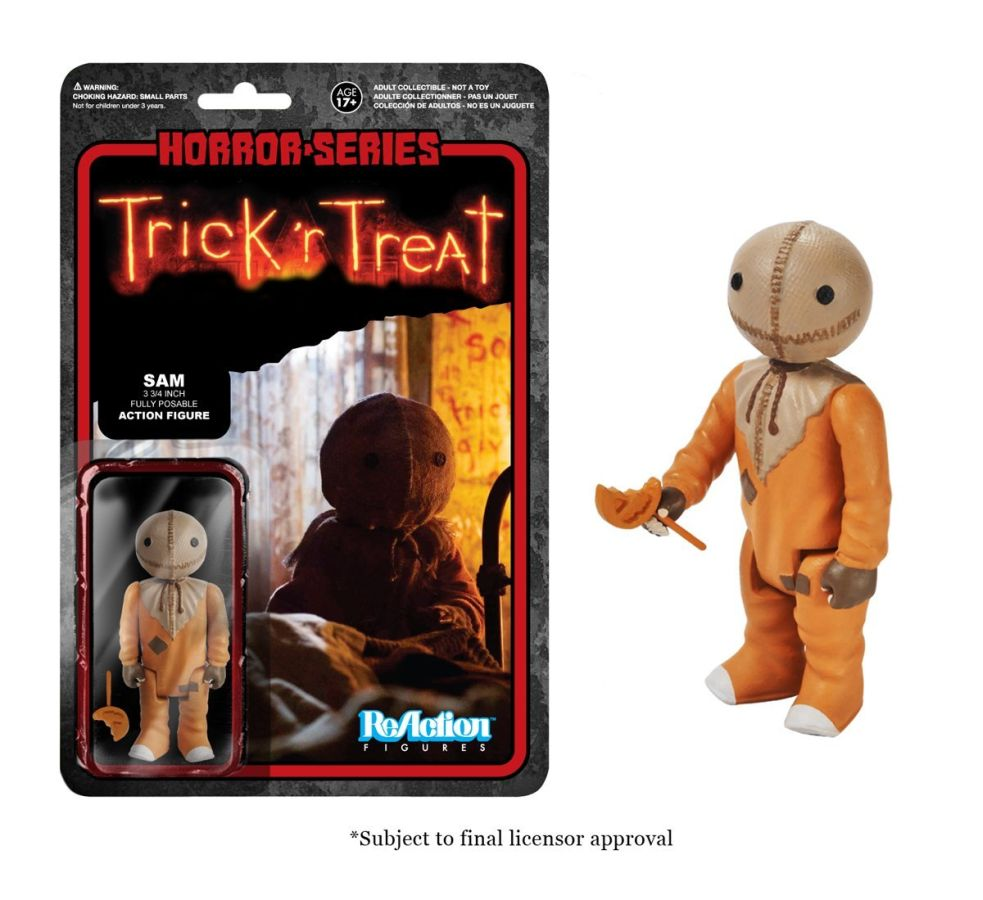 Horror Sam ReAction Figure