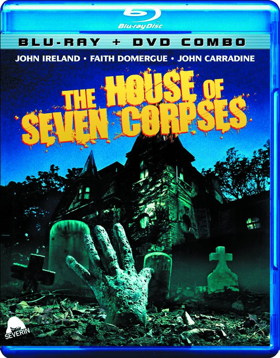 House of Seven Corpses Blu-Ray