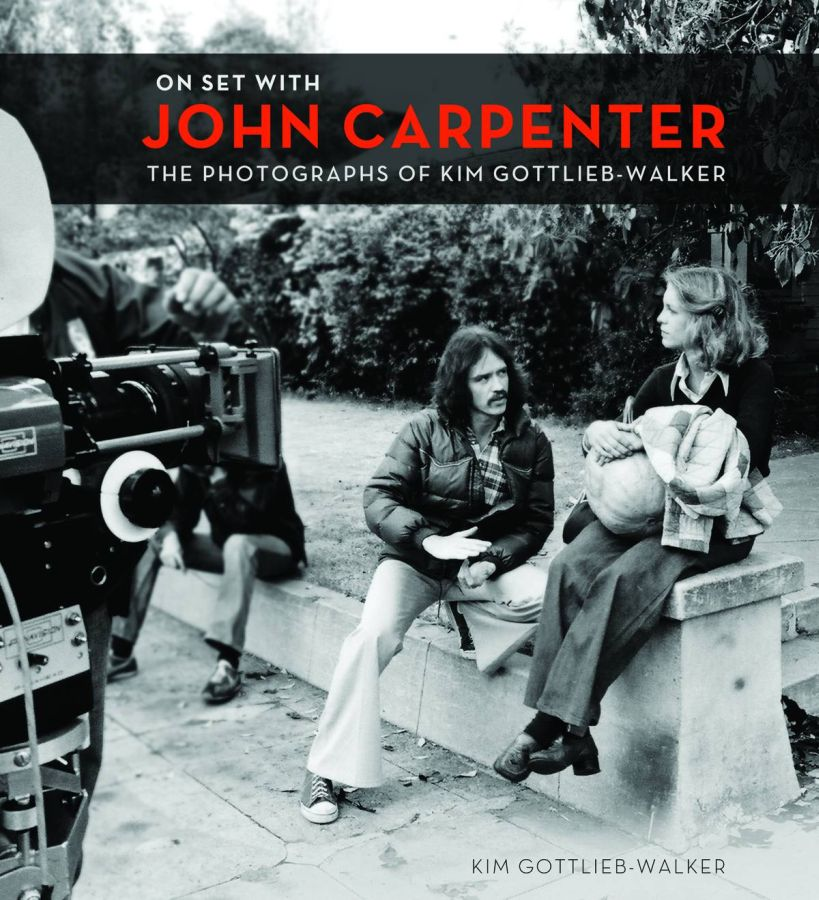 On the Set with John Carpenter HC Book