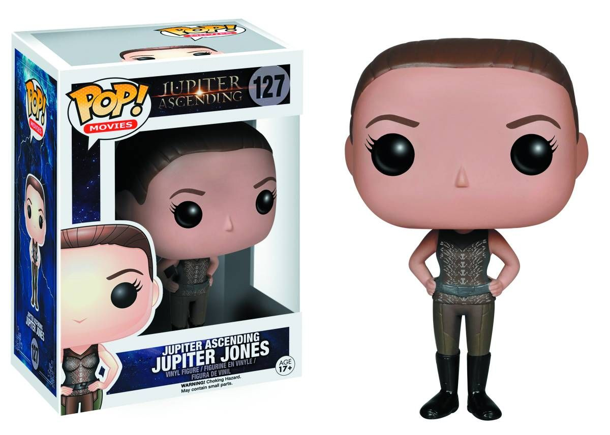 POP! Jupiter Ascending Jupiter Jones