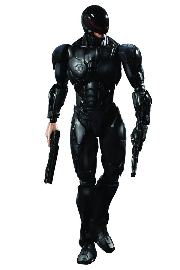Robocop Version 3.0 Kai Figure