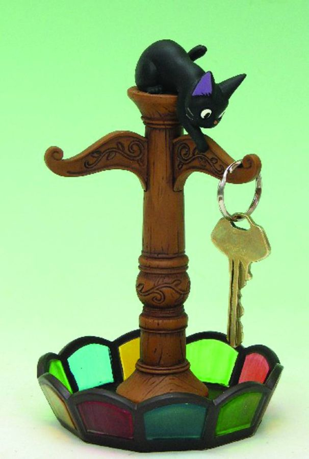 Kiki's Delivery Service Antique Pole Key Hanger