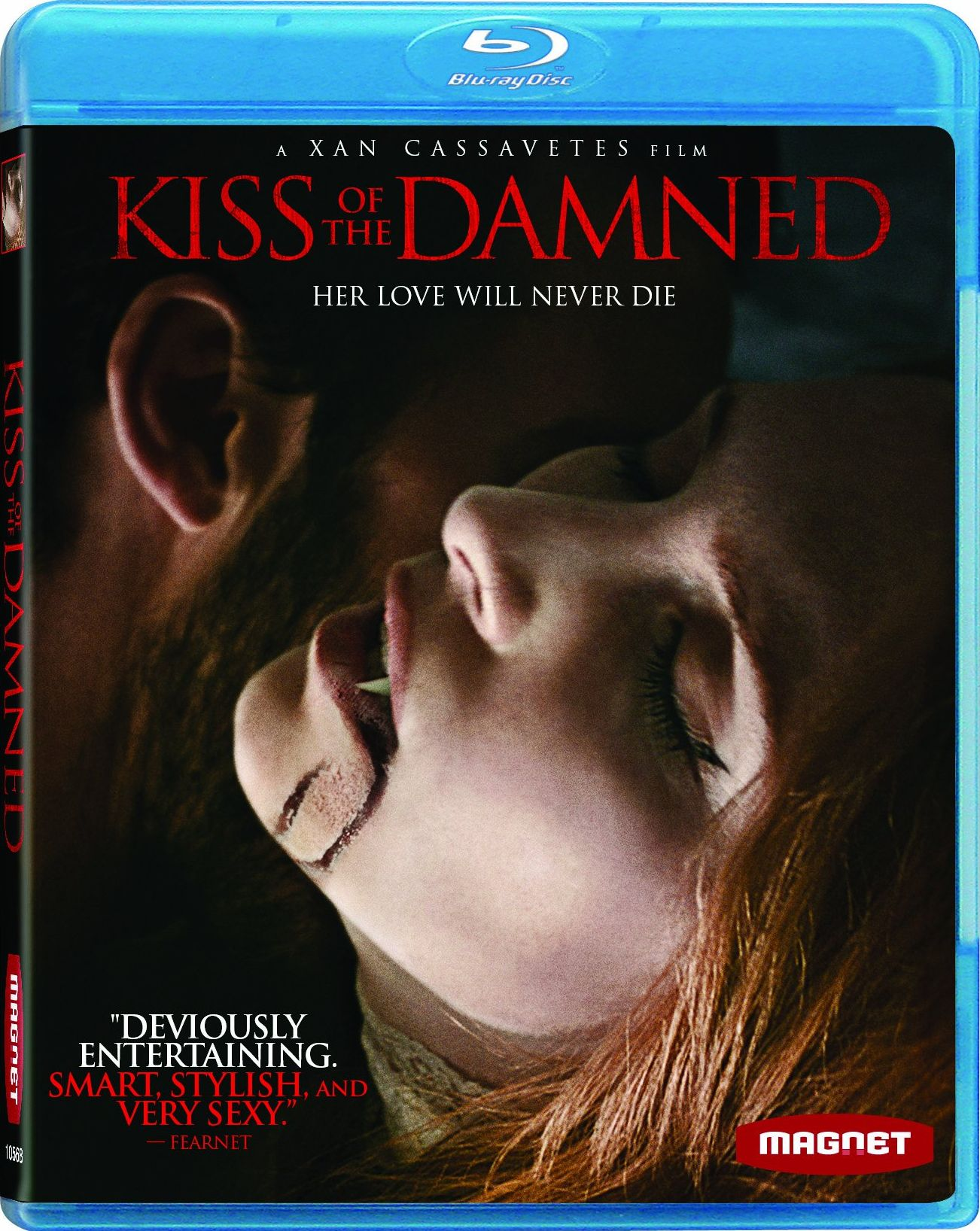 Kiss of the Damned Blu-Ray