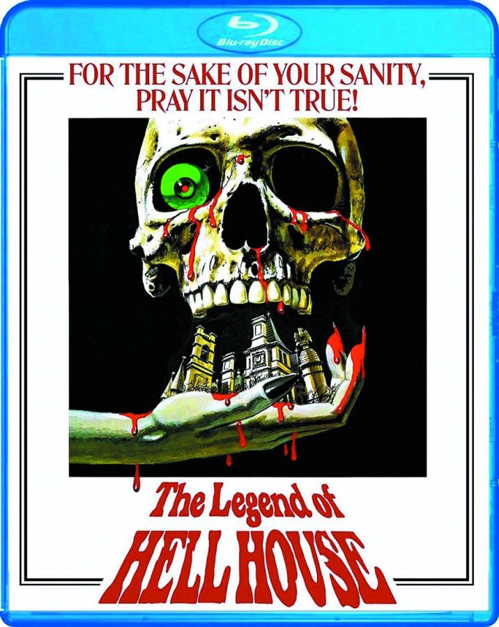 Legend of Evil House Blu-Ray