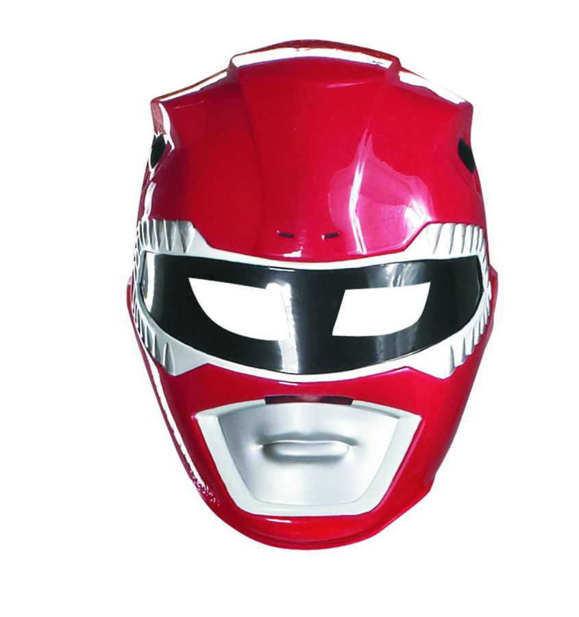 Mighty Morphin Power Rangers Red Ranger Vacuform Mask