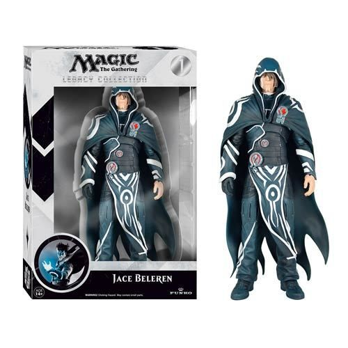 Magic the Gathering Jace Beleren Legacy Figure