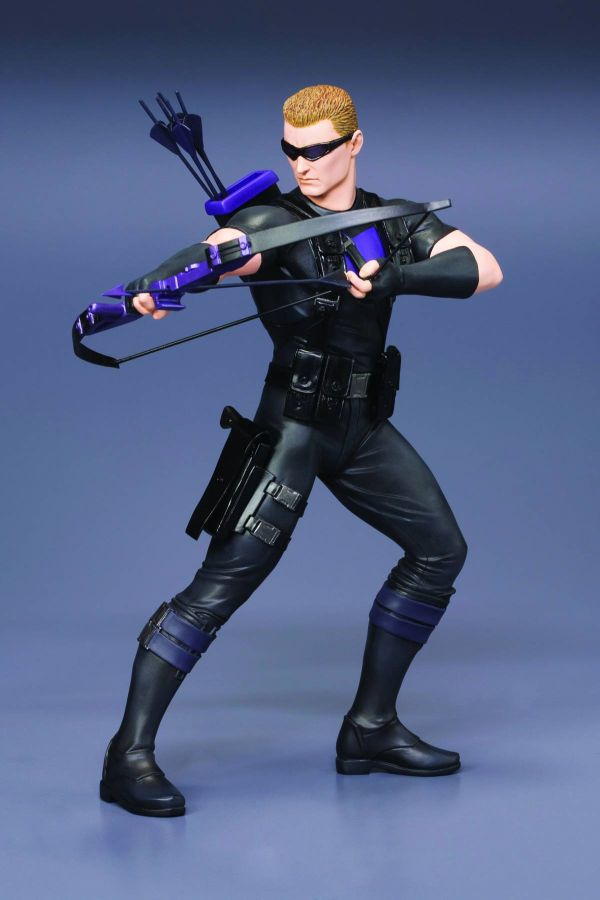 Marvel Comics Avengers Now Hawkeye ArtFx+ Statue Figure