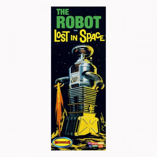 Lost in Space the Robot Mini Model