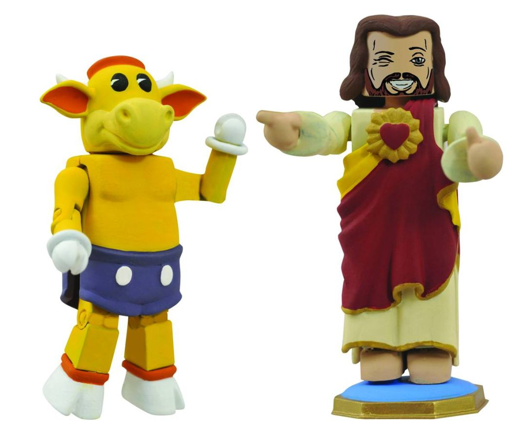 View Askew Mooby and Buddy Christ Minimates 2 Pack