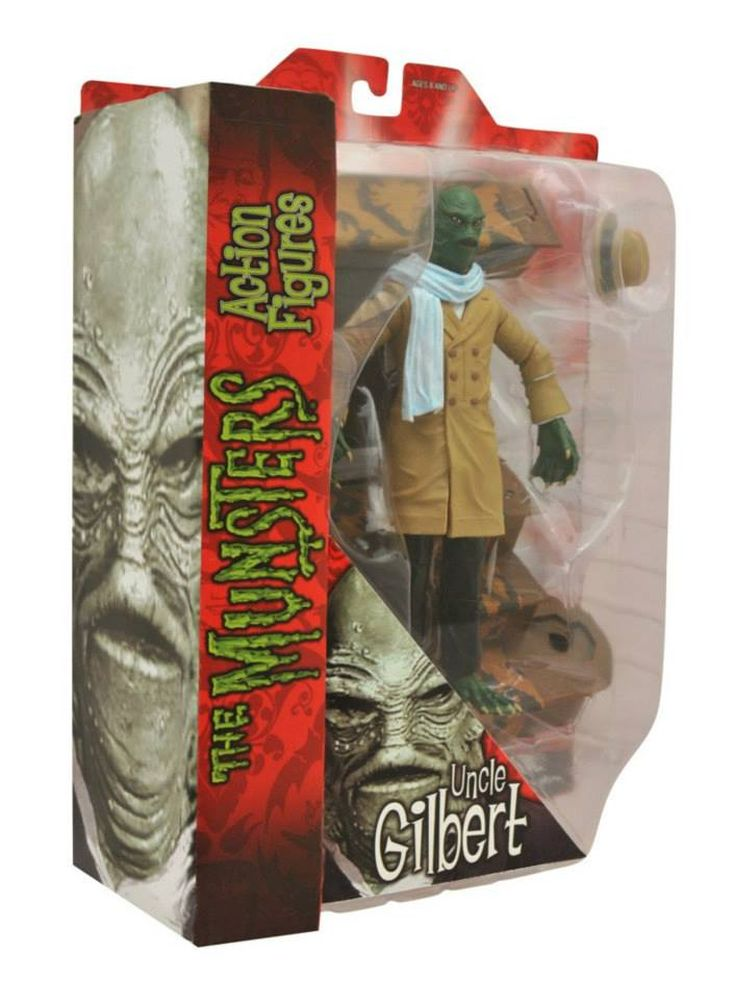 Diamond Select Munsters Uncle Gilbert Figure