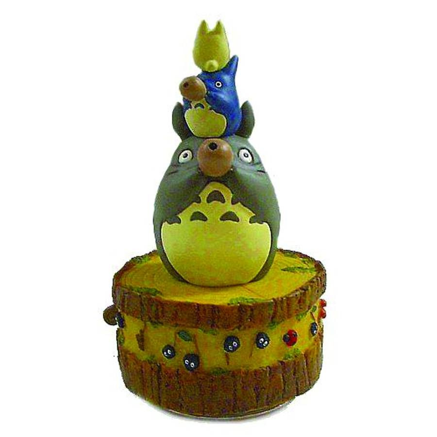My Neighbor Totoro Band Music Box
