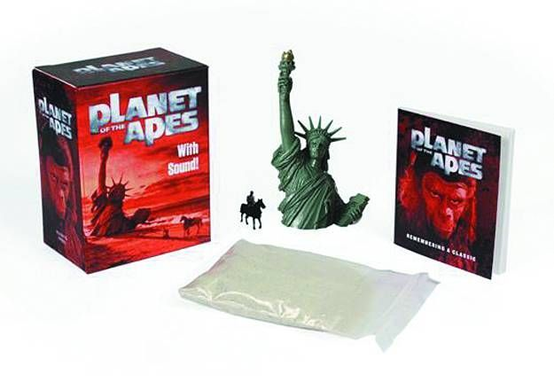 Planet of the Apes Miniature Book Kit w/ Sound