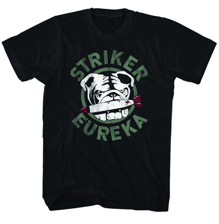 Pacific Rim Striker Eureka T-Shirt
