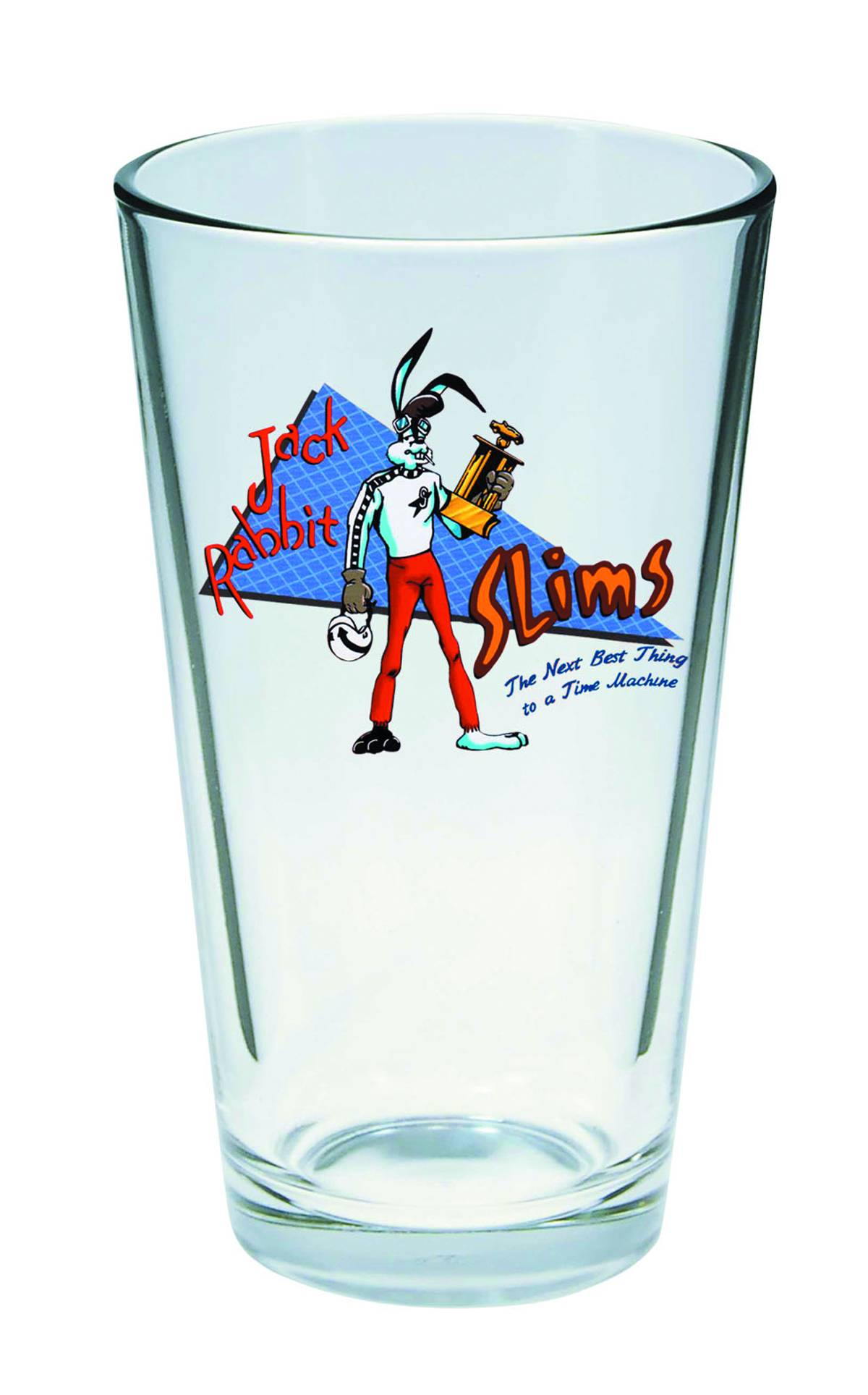 Pulp Fiction Jack Rabbit Slim's Pint Glass