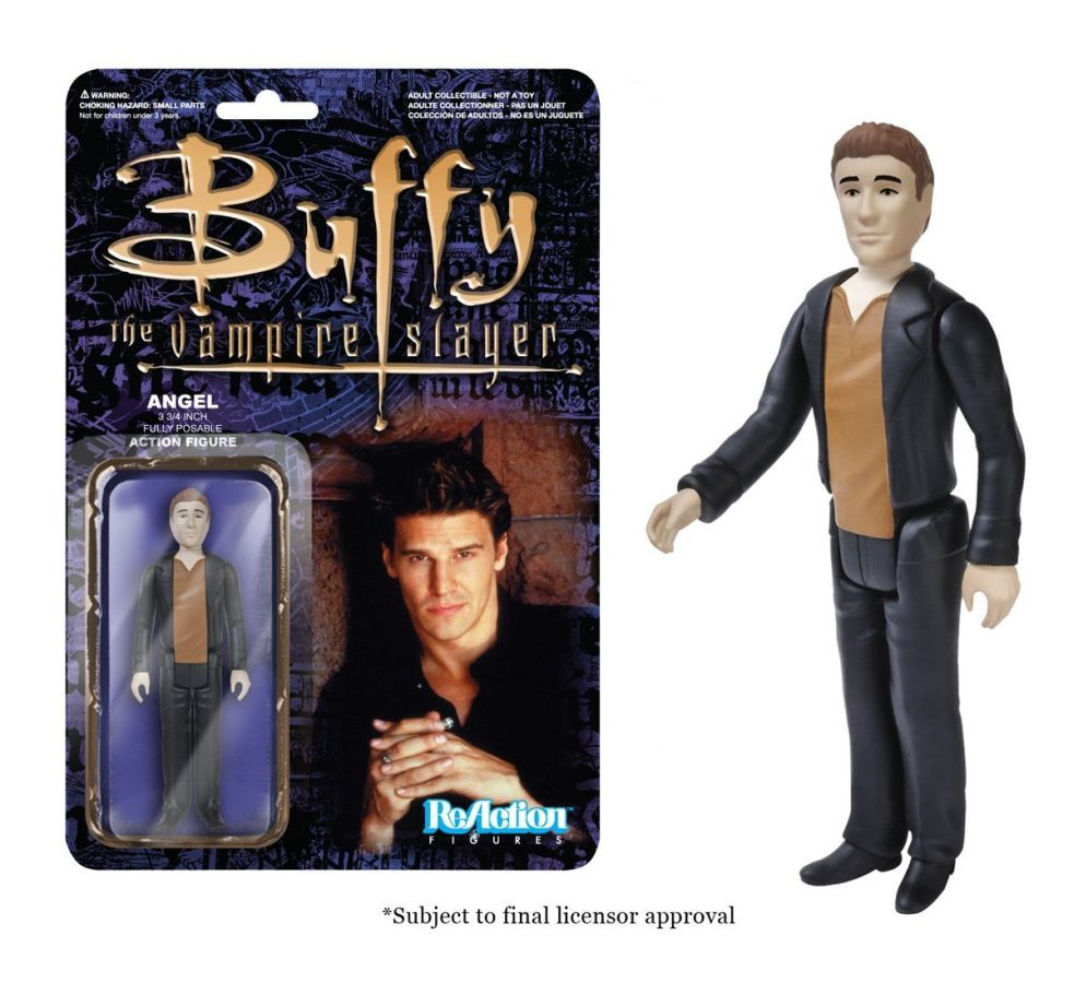 Buffy the Vampire Slayer Angel ReAction Figure